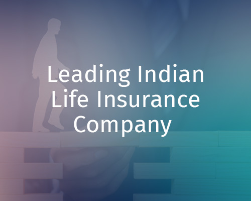 Leading Indian Life Insurance player uses MLbased predictive modeling to improve persistency