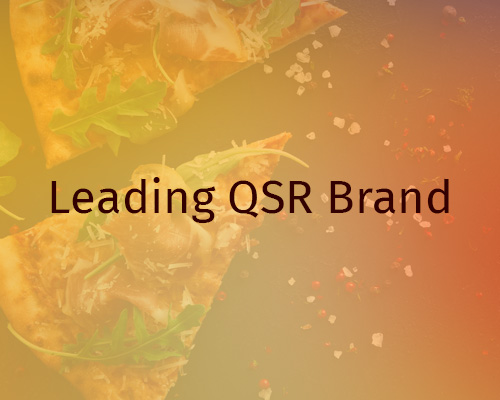A QSR Brand Increases Cross-Sell by 45% - 70% using Behavioral Segmentation